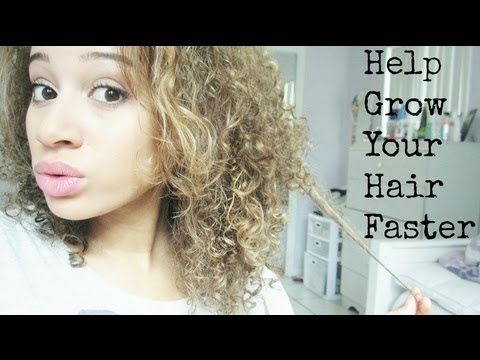 help grow your hair faster youtube
