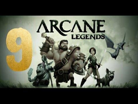 Arcane legends #10 Взлом игры / Hacking games.