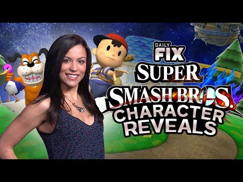 Big Smash Bros. & Metal Gear Reveals - IGN Daily Fix
