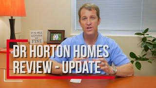 DR Horton Review