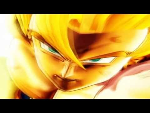 Dragon Ball Z - Clipes Animados - Living On A Player - HD [1080p]