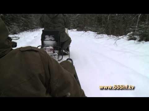 охота и рыбалка сергеем астаховым на снегоходе
