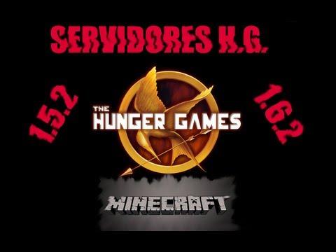 MINECRAFT Servers  Juegos del Hambre para:1.5.2
