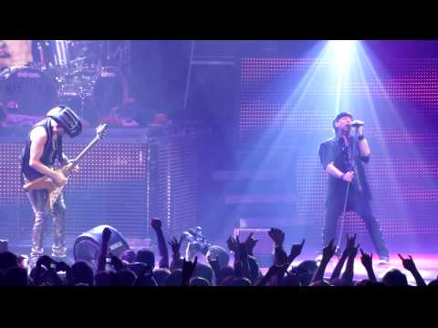 SCORPIONS - Still Loving You (HD) -  Strasbourg le 22 Mai 2010