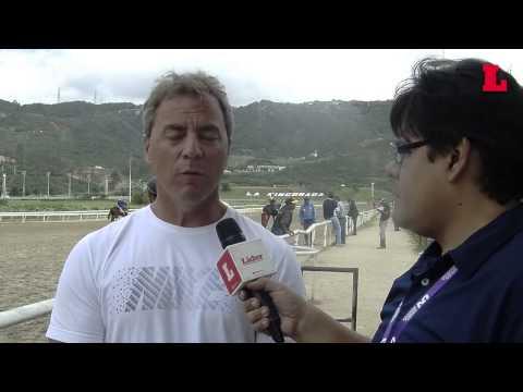 Juan Carlos Ávila buscará el arrase en la Gala Hípica