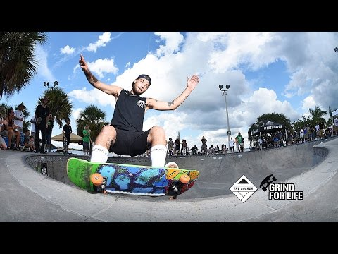 Recap: Grind for Life Series Skateboarding Contest Presented by adidas