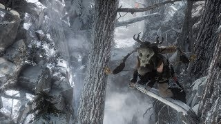 Rise of the Tomb Raider: Research Base- Stealth