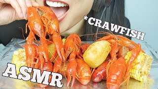 ASMR Crawfish BOIL (EATING SOUNDS) | SAS-ASMR