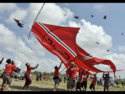 36th Bali Kite Festival