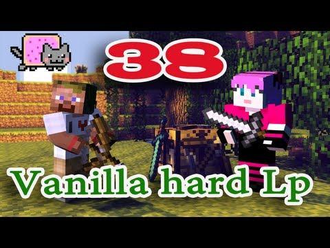 ч.38 Minecraft Vanilla hard Lp - Мы нашли грибной регион (Домик гриб)