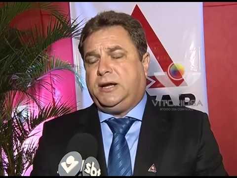 Empossada nova diretora da Amvap. Prefeito de Centralina é o novo presidente