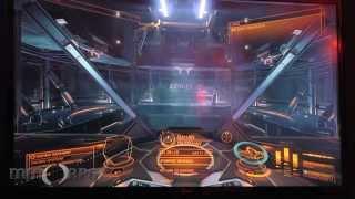 Demoing Elite: Dangerous with David Braben - E3 2014