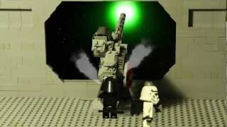 Lego StarWars - Awsome digital deathstar effects