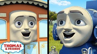Thomas & Friends UK | Meet the Characters - Lorenzo and Beppe! | Videos for Kids