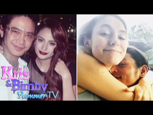 Kris TV: Kris asks about the lovelives of Arci & Jake