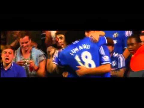 Goal Branislav Ivanovic Chelsea 2 1 Aston Villa Premier League 21 08 2013 720p HD