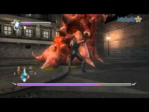 Ninja Gaiden Sigma Walkthrough - Chapter 6: The City of Fiends Part 3