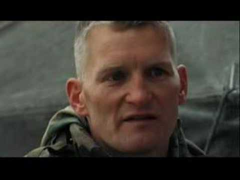 Generation Kill: Lt. Col. Stephen Godfather Ferrando (HBO)