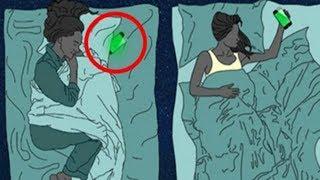 Dùng điện thoại trước khi ngủ thì PHẢI làm 6 việc này để tránh bị GIẢM TRÍ NHỚ, THỊ LỰC VÀ TRẦM CẢM