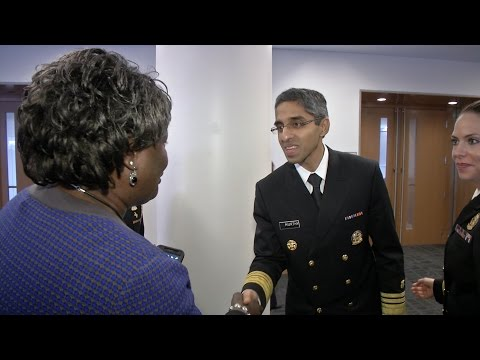 U.S. Surgeon General Addresses Measles, Vaccines, Violence and What He Learned in Kansas City