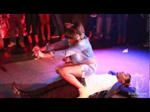 Konshens Performs At Atrium Atlanta 2013 (kbp) video