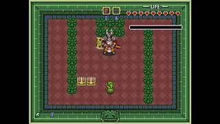 The Legend of Zelda: Ocarina of Time Spirit Temple 16-Bit (SNES)