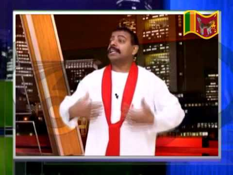 Tamil nadu chennai sri lanka Mahinda raja live interview part 1/2