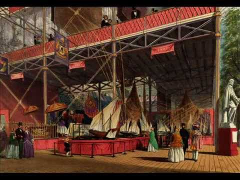 The Crystal Palace - The Great Exhibition 1851 London