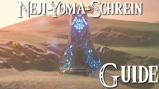ZELDA: BREATH OF THE WILD - Neji-Yoma-Schrein Guide