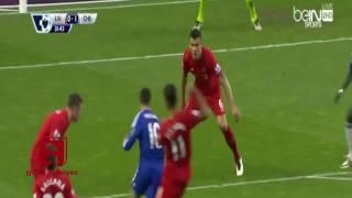 اهداف مباراة تشيلسي و ليفربول 1-1 شاشة كاملة (الدوري الانجليزي 2016 ) HD