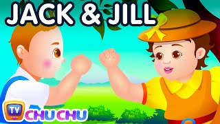 Jack and Jill Rhyme - Be Strong & Stay Strong!