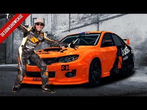 FORZA HORIZON   Design Showcase   Travis Pastrana Boost Rally Car - Feat. OPTIMU5 PRIME 0
