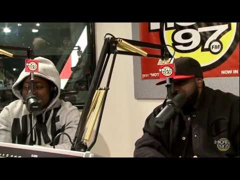 Ace Hood Freestyle Over 'Started From The Bottom' Hot 97 With Funk Flex!