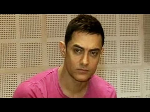Aamir Khan's Dhoom 3 look