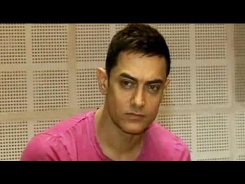 Aamir Khan's Dhoom 3 look