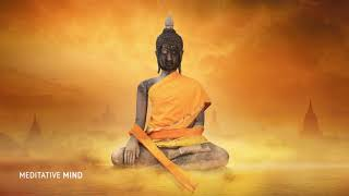 Buddhist Mantra Meditation Music || Mantra to Overcome Obstacles || Relaxing Positive Energy Music