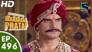 Bharat Ka Veer Putra Maharana Pratap - महाराणा प्रताप - Episode 496 - 30th September, 2015