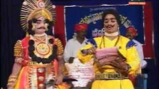 Yakshagana - seetharam kumar in O Janani...