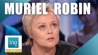 """Muriel Robin """"La maladie de ma mère""""   Archive INA"""