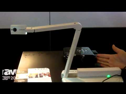 ISE 2014: Elmo Intros Its BOXi Projector Models