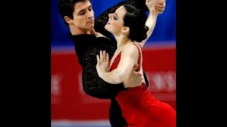 Tessa Virtue and Scott Moir: TSL's Interview with the Olympic Champions