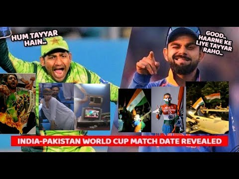 World cup 2019 India vs Pakistan Roast video | Indian cricket Fan vs pakistan cricket Fan Roast | Sm