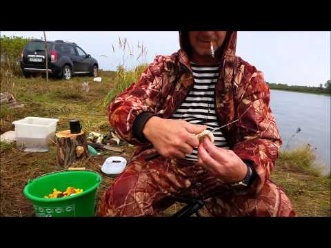 ока рыбалка фидером