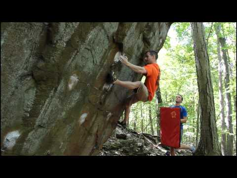Connecticut Bouldering 3