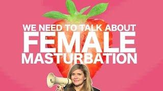 Let's talk about female masturbation - BBC News
