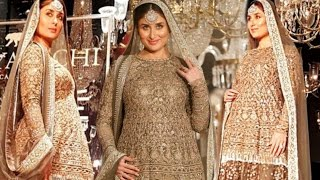 Kareena Kapoor Flaunts Baby Bump At Lakme Fashion Show 2016