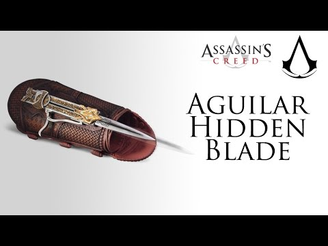 Assassin's Creed Movie | Ubisoft - Aguilar Hidden Blade Replica Review