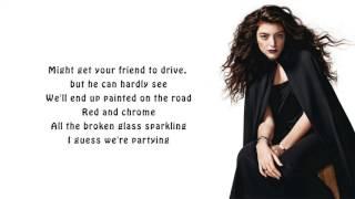 download lagu Lorde - Homemade Dynamite Lyrics gratis