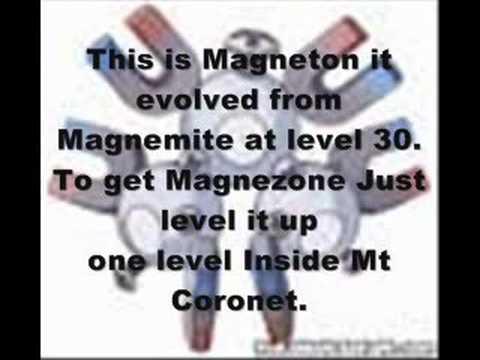 how to make magneton evolve