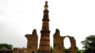 Qutub Minar - Tallest Islamic Tower of Vitory in the World